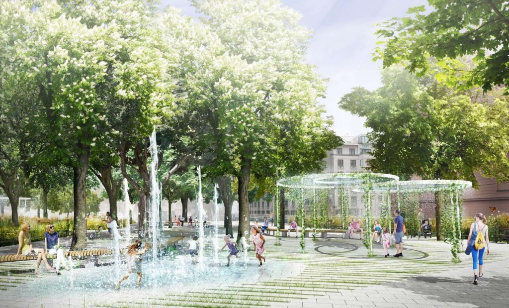 1. Cooling-Park in Vienna